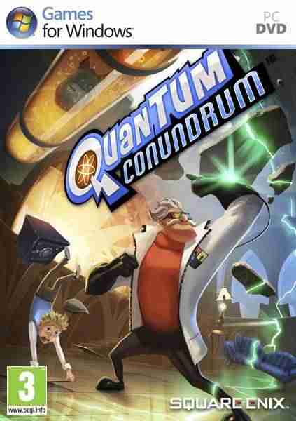 Descargar Quantum Conundrum [MULTI][SKIDROW] por Torrent